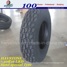 Havstone Brand LTR Tires with Sand Grip
