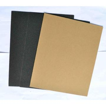 C-wt Craft Paper Silicon Carbide Abrasive Sheet