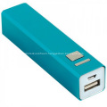 Promotional Aluminum Power Bank 2600mAh with Logo Printed