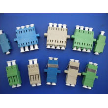 LC adaptador de fibra óptica
