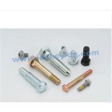 Acier en alliage / acier / acier inoxydable / laiton hexagonale boulon