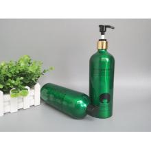Cabeça de bomba de loção de alumínio-plástico para frasco de xampu de cabelo