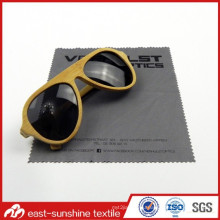 Private Label Wholesale Silk Screen Printed Super Microfiber Cleaning Cloth For Sunglasses