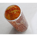 Christmas Candlestick/Mosaic decoration candle holder