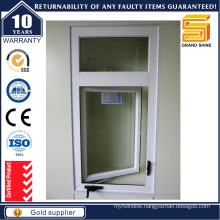 Australian Standard Double Glass Aluminium Casement Windows