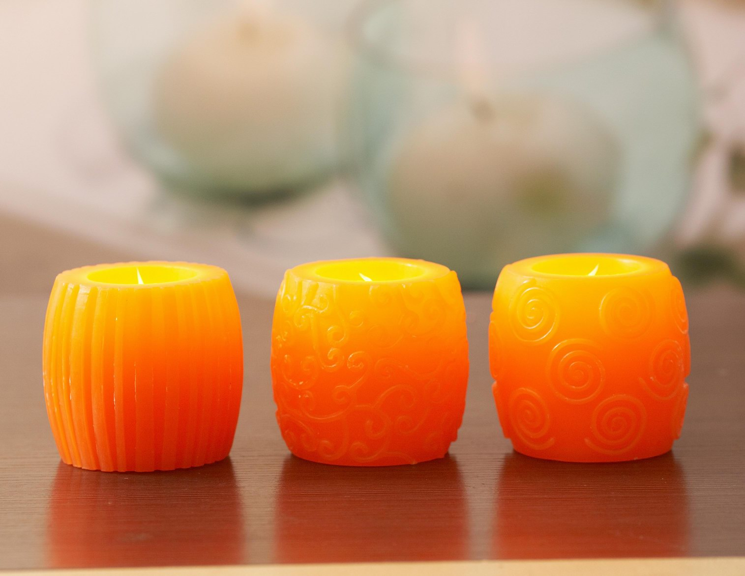 decorative candle Craft Candle