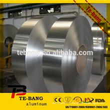 Traitement de surface enrobée et feuilles d'aluminium de 10 000 mm de série 0,2 mm d'épaisseur