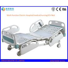 ISO / Ce Утвержденная Роскошная электрическая больница ICU Многоцелевая больничная кровать Цена