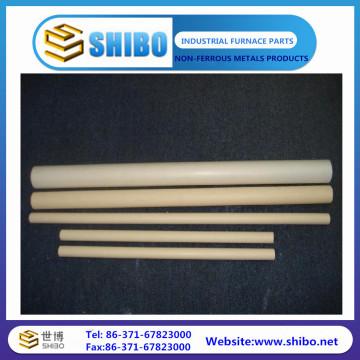 Small Diameter of High Alumina Ceramic Tubes Made in China