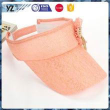 Casquillo plegable más popular del visera del embalaje fuerte hecho en China