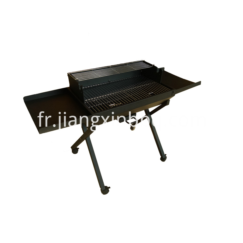 Trolley Charcoal Grill