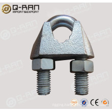 Rigging Zinc Plated Malleable Wire Rope Clip