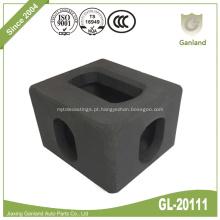Peças de canto de aço padrão do recipiente de transporte ISO 1161