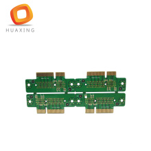 Hasl Pcb Fr4 94v-0 Pcba Assembly 0.5mm thickness pcb With Factory Wholesale Price