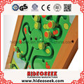Wooden Play Wall Panel for Restaurant