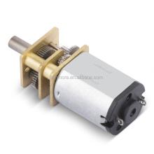High torque motor for electrical cabinet door opener