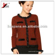 women's anti-pilling cashmere sweater cardigan