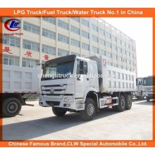 HOWO 371HP Camion Benne 25t Basculante