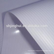 Custom Large Backlit Flex Banner 440G / M2 , Anti Curling PVC Banner Material Roll