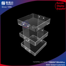 Пользовательская прозрачная акриловая подставка для дисплея