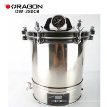 Preço de alta pressão do esterilizador da autoclave de vapor do hospital