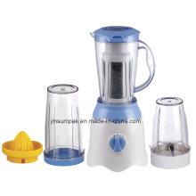 Frasco plástico liquidificador doméstico