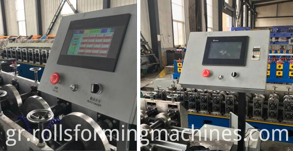 door frame roll forming machine 9