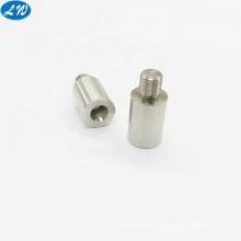 CNC turning machining aluminum cnc turning mechanical pencil parts