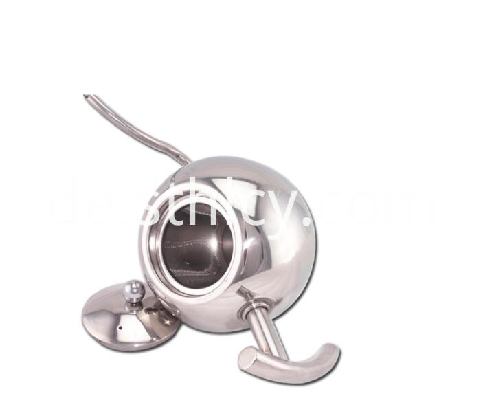 Pure Stainless Steel Tea Kettle