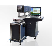 Automatic Uv Laser Marking Machine With High Speed For Fpc And Packaging Materials