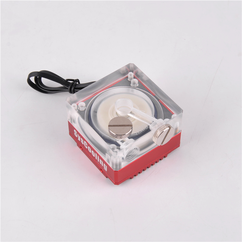 mini dc brushless motor pump