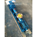 G series no leakage single mono screw pump