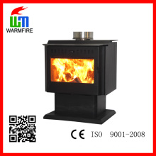 Freestanding Steel Wood Stove with CE WM204-1300