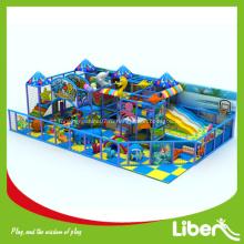 Детей коммерчески крытое оборудование спортивной площадки для продажи