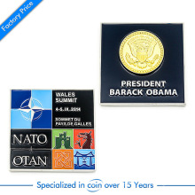 Wholesale Custom Award/Military/Green Souvenir Coin