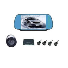 Parking Sensor - Wholesale Parking System with 7 Inch Rear View Monitor and Camera