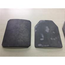 NIJ IV UHMWPE & оксида алюминия пуленепробиваемые пластины