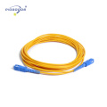 SC de cabo de remendo de fibra óptica, FC, LC