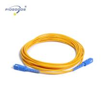 Cable de conexión de fibra óptica SC, FC, LC