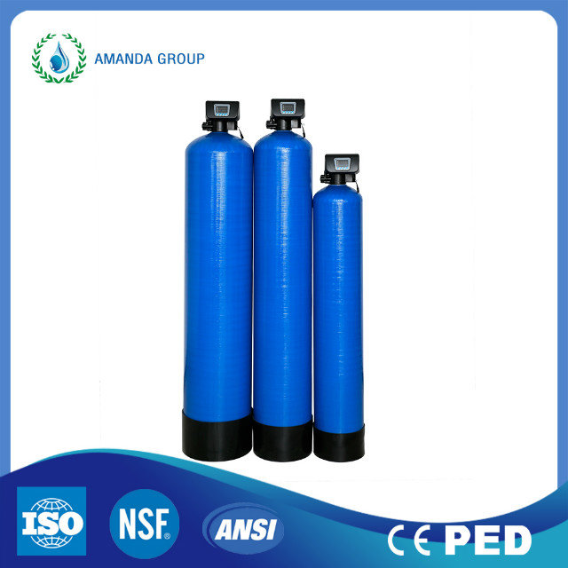 Hardness Removal Boiler Water Treatment System For Boiler Plant