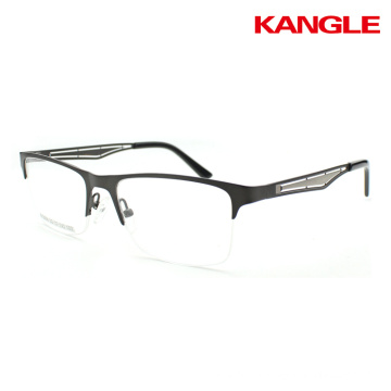 fashion eyeglasses frames metal eyewear ready goods stock optical frame
