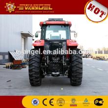 China trator agrícola barato KAT 120HP Trator com implementos Agrícolas