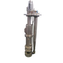 Hydraulic Deep Well Cargo Pump System for Oil Tanker