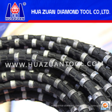 Huazuan Brand Diamond Wire Cutting Rope for Granite Marble Cutting