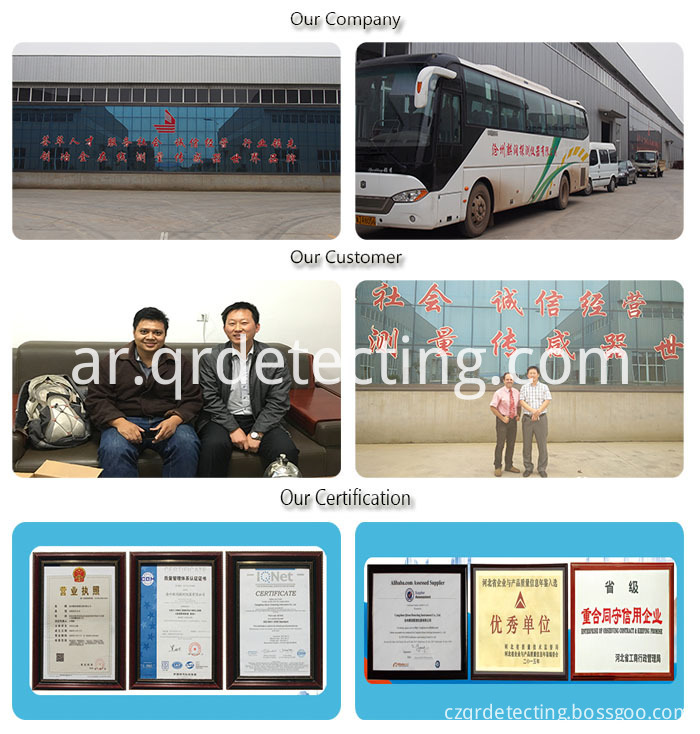 Cangzhou Qi Run Detecting Instrument Co Ltd