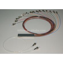 2X 16 PLC Singlemode 1310/1550 Fibre Optique Splitter pour Fttp / FTTH