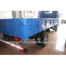 China Light Diesel Flatbed Cargo Truck for Sale 4 Ton Kmc1060p3