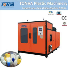 Soft LDPE Sea Ball Toys Making Machine Blow Molding Machine