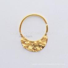 Fashion Septum Piercing Ring Body Jewelry, vente en gros Nose Ring Septum Jewelry, Ethnic Septum Ring