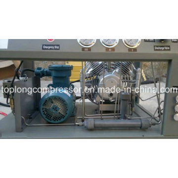 Home CNG Compressor for Car CNG Compressor Filling Station (BV-3.5A)